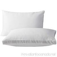 Beautyrest Extra Firm Pillow for Back & Side Sleeper Two Pack Standard - B0039MHBW6