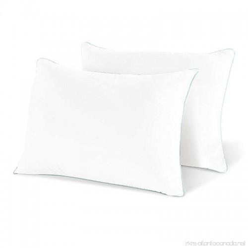 Best Hotel Quality Comfortable Sleep Restoration Gel Pillow 2 Pack Queen