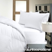 DOWNLITE Closeout Sale - Hotel Like Luxury Bedding Collection - Luxury Hypoallergenic 50% Down and 50% Feather Pillow - Clearance (King) - B00N559RN8
