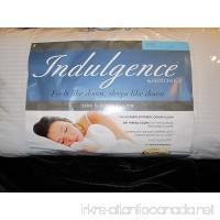Indulgence Side Sleeper Pillow by Isotonic 36x20 King - B009LR5VRA