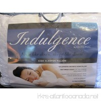 "Indulgence Standard/Queen Side Sleeper Pillow by Isotonic 28""x20"" - B005GMGBQO"