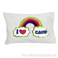 Camp Autograph Pillowcase (Rainbow) - B074CKBGF9