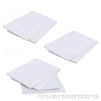 Pure Cotton Pillow Cases Hypoallergenic Dust Mite Resistant Anti-Microbial Pillow Protectors - by Allwaii (6 Queen) - B07CBS2HM2