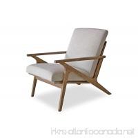 Edloe Finch EF-Z4-LC005W Soren Mid-Century Modern Accent Chair Lounge Living Room  Swan white - B075YWD8Q2