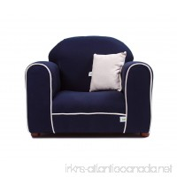 Keet Premium Organic Children's Chair  Navy - B018KLPEOC