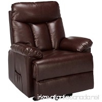 Merax PP036075DAA Power Recliner in PU Leather Living Room Heavy Duty Mechanism - B074CJ6F5Q