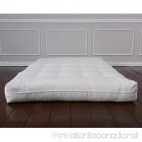 BIO SLEEP CONCEPT De Luxe Couch Futon Mattress with Wool - B00S9RMNGA