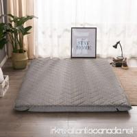 hxxxy Tatami floor mat Futon mattress topper Plenty thick Traditional japanese futon Japanese bed-C 180x200cm(71x79inch) - B07BCDNGX1