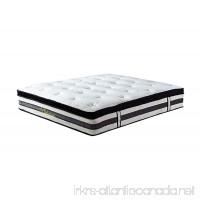 15 inch Hybrid Innerspring and Memory Foam Pillow Top (Full) - B01M747RRD