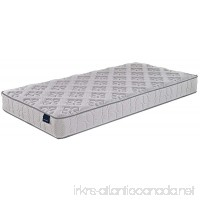 Home Life Harmony Sleep 8 Pocket Spring Luxury Mattress Twin White - B00TOUA7QE