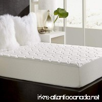 LoftWorks Rio Home Fashions 10-Inch Top Quilted Memory Foam Mattress  Twin - B0054J0YXU