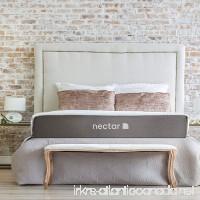 NECTAR Queen Mattress + 2 Free Pillows - Gel Memory Foam - CertiPUR- US Certified - 180 Night Home Trial - Forever Warranty - B07B42DWWC