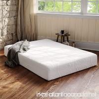 Night Therapy Memory Foam 8 Inch Therapeutic Comfort Mattress  Twin XL - B004TMZ76M