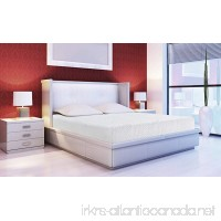 Olee Sleep 8 in Solar Memory Foam Mattress Twin 08FM01T - B073VM1GGZ