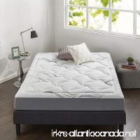 Sleep Revolution Cloud Memory Foam 8 Inch Mattress  Grey  Full - B07DVWLKN3
