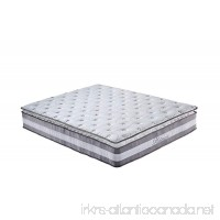 Swiss Ortho Sleep High Density 13-inch Hybrid Memory Foam and Innerspring Mattress with Plush Pillow Top (Full) - B06ZY1Y3TW