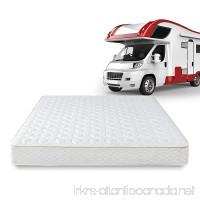 Zinus 8 Inch Spring RV/Camper/Trailer/Truck Mattress Short Queen - B073DRF48K