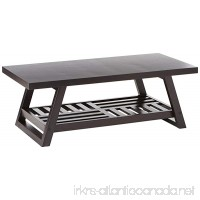 Coaster Occasional Group Casual Cappuccino Coffee Table - B009B1KUUY