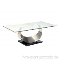 HOMES: Inside + Out Iohomes Odette Contemporary Style Coffee Table - B01KZAHCWS