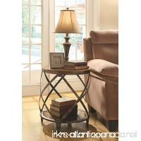 Coaster Casual Brown Accent Table - B00KQGG2ZA