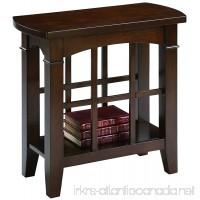 Crown Mark Camino Chair Side Table - B00461LIAU