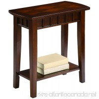 Crown Mark Dentil Chair Side Table - B00474RLSE