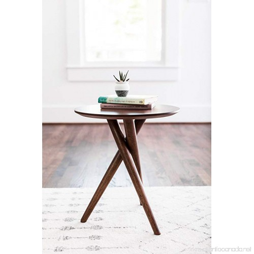 Edloe Finch - Gus Small End Table for Living Room - Mid ...