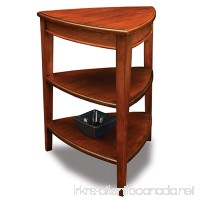 Leick Shield Tier Corner Accent Table - B0034EZF0Y