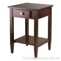 Winsome Richmond End Table with Tapered Leg - B00BR2NEJY