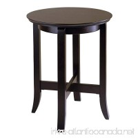 Winsome Wood Toby End Table - B0046EC0R2