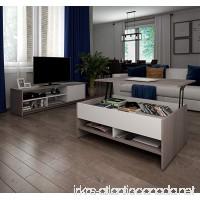 Bestar Small Space Premium 2 Piece Coffee Table Set - B07258N1PQ
