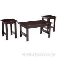Sauder 412935 Table Set Cherry - B008TSJC7W