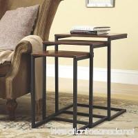 Carolina Forge 3-Pc. Madison Nesting Tables - B0763STW28