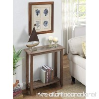 Convenience Concepts 938081DFTW Carmel Hall Table  Driftwood - B07D6QZB1Y