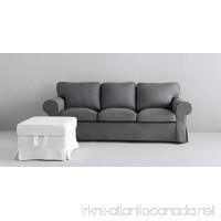 Ikea Sofa cover Nordvalla dark gray 1428.8811.1034 - B01L8HPRXI