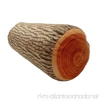 3D Tree Realistic Wood Pile Log Soft Cushion Pillow Stuffed Plush Toy Doll Seat Pad Home Decor USA Seller - B01JMON6L4