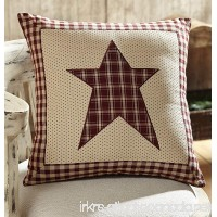 Cheston Star Fabric Pillow 16 Comes Filled - B074ZSQ423