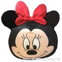 Minnie Mouse Minnie Clouds 3D Ultra Stretch Pillow 11 Round - B06ZYGJL3Z