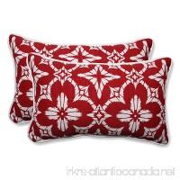 Pillow Perfect Outdoor/Indoor Aspidoras Apple Rectangular Throw Pillow (Set of 2) - B01BJ6JO1Y