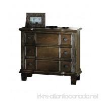 Acme Furniture ACME Baudouin Weathered Oak Nightstand - B01N00X8RN