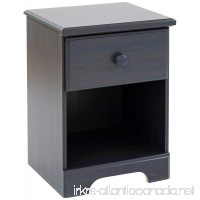 South Shore Summer Breeze Collection Nightstand - Blueberry - B001IWO7B2