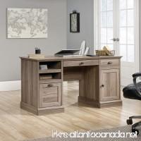 Sauder 418299 Barrister Lane Executive Desk Salt Oak - B00SX5XAFQ