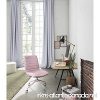 ELLE Décor Adelaide Task Chair French Pink - B06XYNXLBM
