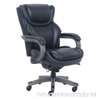 La Z Boy 46253A Big & Tall Executive Chair Bonded Leather Black - B074P9VS7C