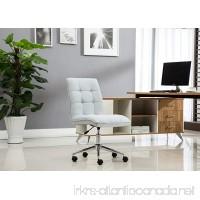 Porthos Home Leanne Adjustable Office Chair  Gray - B06XG3CSQZ