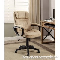 Serta Style Hannah I Office Chair  Microfiber  Light Beige - B00AVUQP0S