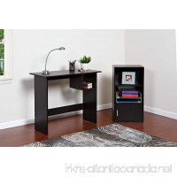 Comfort Products Small Modern Bookshelf  Espresso - B00ZUJ27VQ