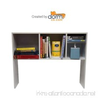 DormCo The College Cube - Desk Bookshelf - White Color - B00J5JYL7U