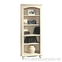 Sauder 158085 Harbor View Library Antiqued White Finish - B001DKTKFW