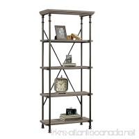 Sauder 419228 Bookcases  Furniture 5-Shelf  Northern Oak - B01DAQAMS0